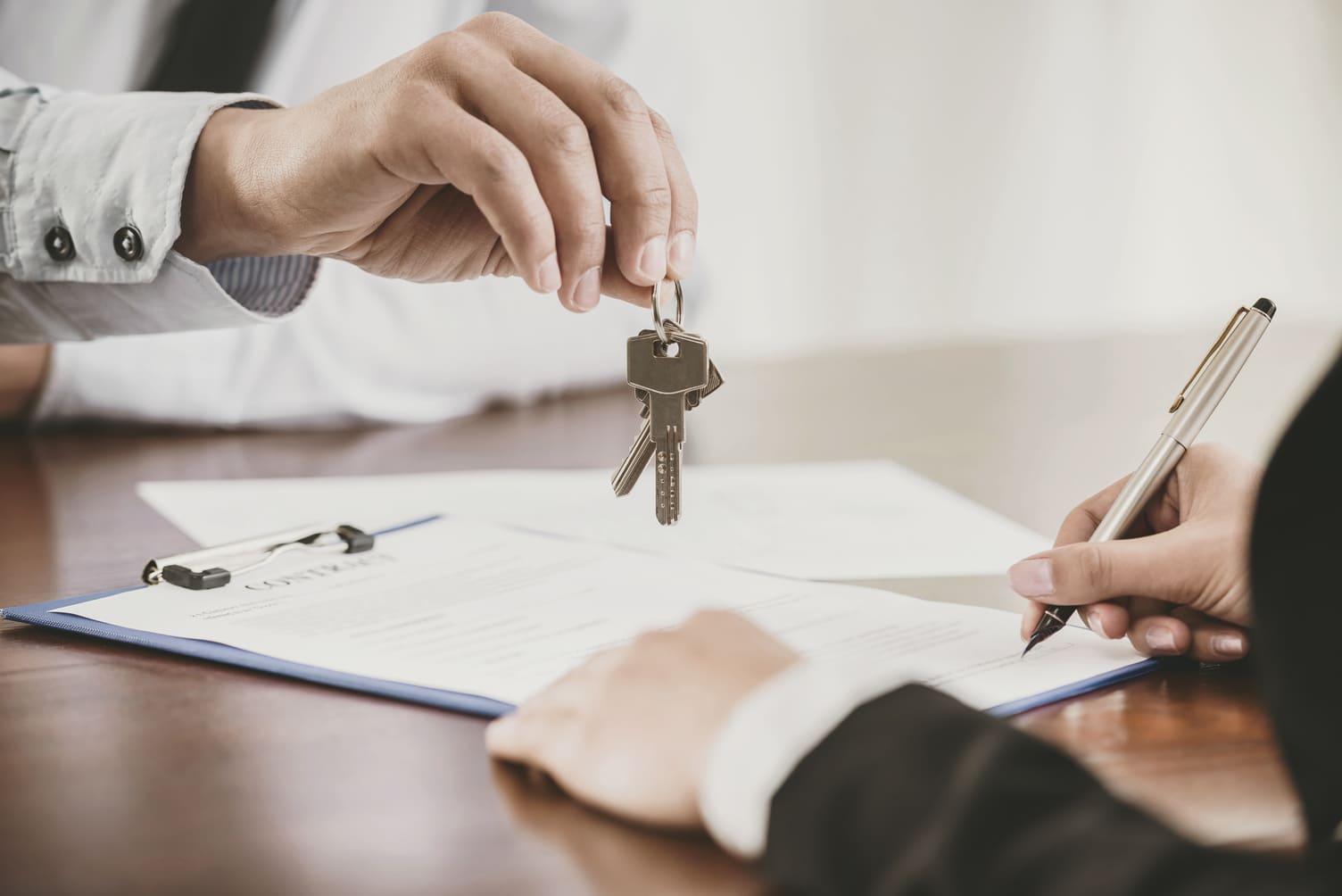 Agence immobilière montée grâce aux services des courtiers en prêt professionnel CrediPro