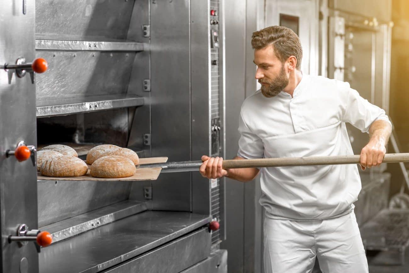 Boulangerie financée par les services de prêt professionnel CrediPro