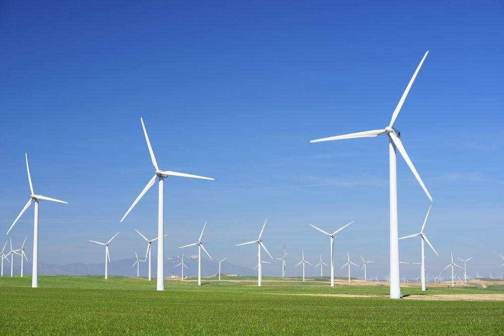 éoliennes production france énergies renouvelables