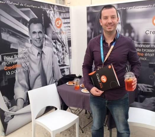 Maxime Roussel, CrediPro Hérault (34) à Montpellier