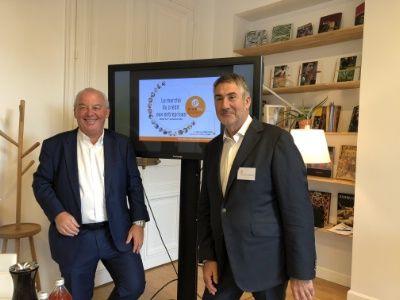 Charles Marinakis, Daniel Derderian, fondateur et dirigeant de CrediPro
