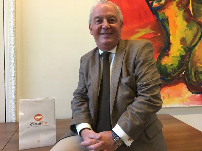 Charles Marinakis, fondateur de Credipro