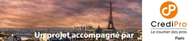Projet accompagné par CrediPro Paris