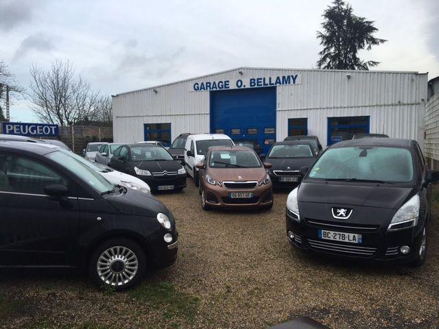 Garage Bellamy, accompagné par CrediPro Seine-Maritime