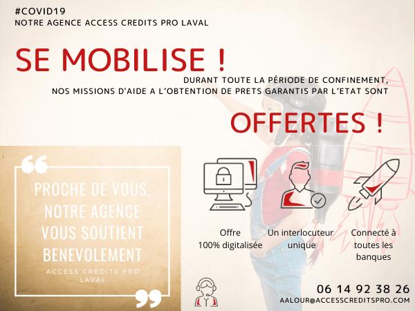 ACP Laval se mobilise