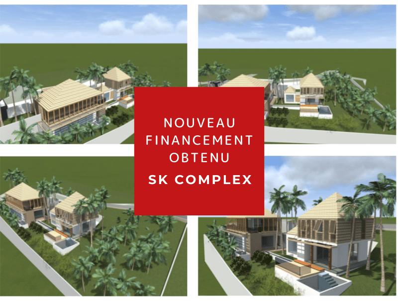 Financement SK Complex - CrediPro Martinique-Guyane