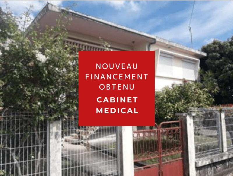 Financement cabinet médical - CrediPro Martinique Guyane