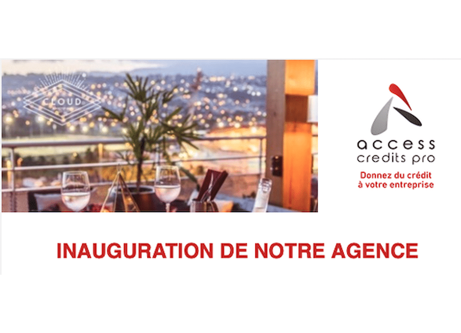 Inauguration CrediPro Martinique