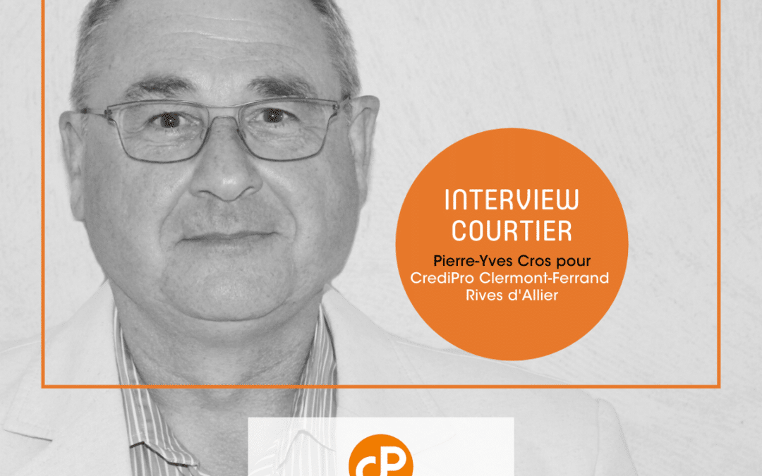 Interview Pierre-Yves Cros - Clermont-Ferrand Rives d'Allier