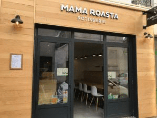 restaurant Mama Roasta