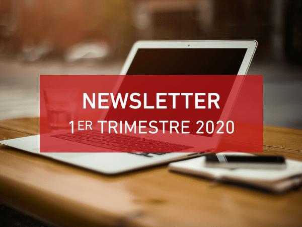 Focus sur l'actualité ACCESS CREDITS PRO avec la Newsletter du 1er trimestre 20202